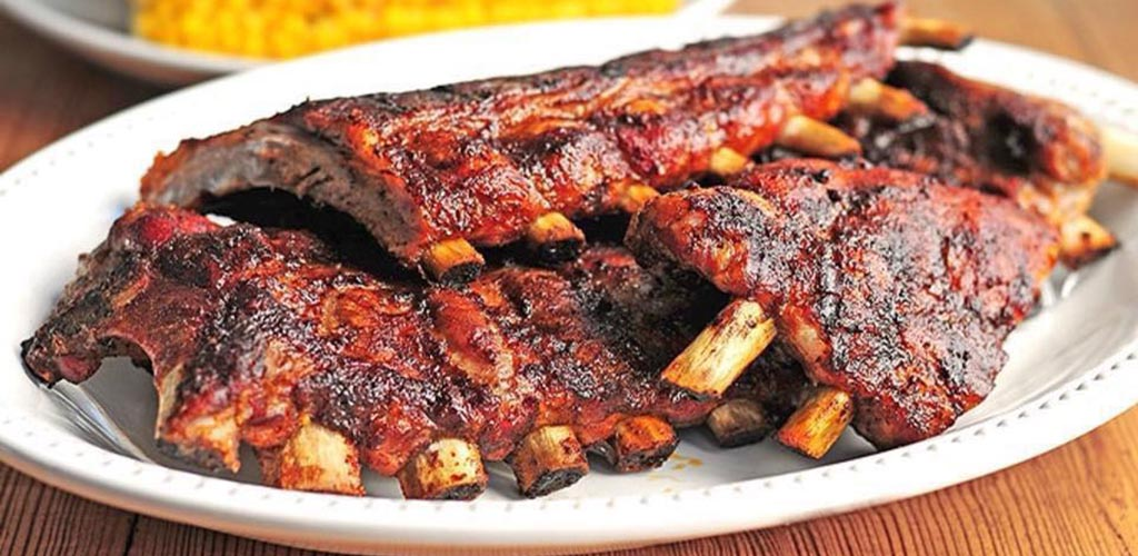 Ribs from Pour House Bar & Grill