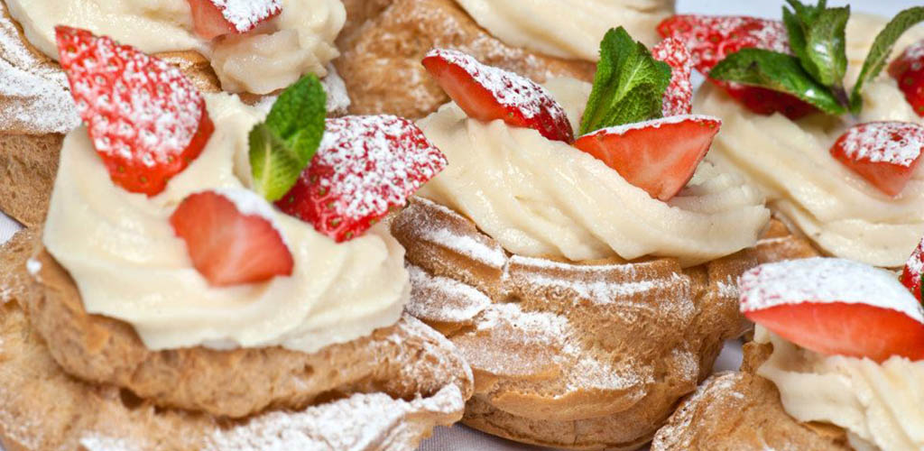 Desserts from Vero Gusto