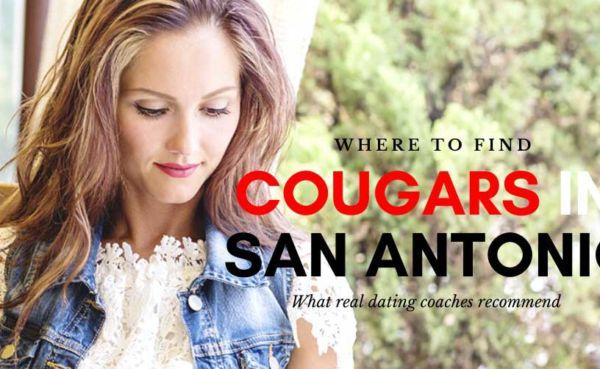 A hot cougar in San Antonio