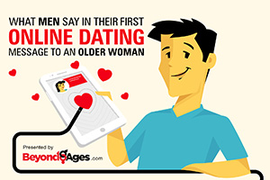 What to say in your first dating message