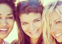 Austin MILF Three Women Smiling