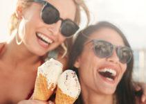 Orlando MILF Ice Cream and Sunshine