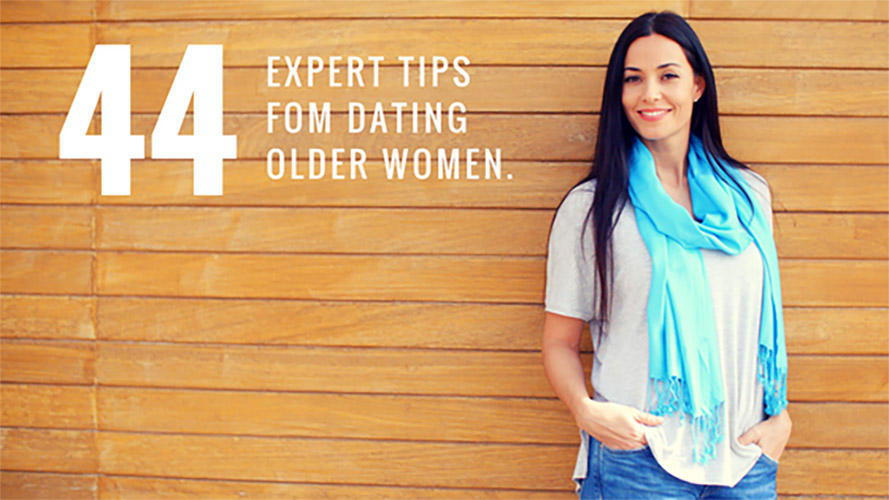 relationship advice dating older man online