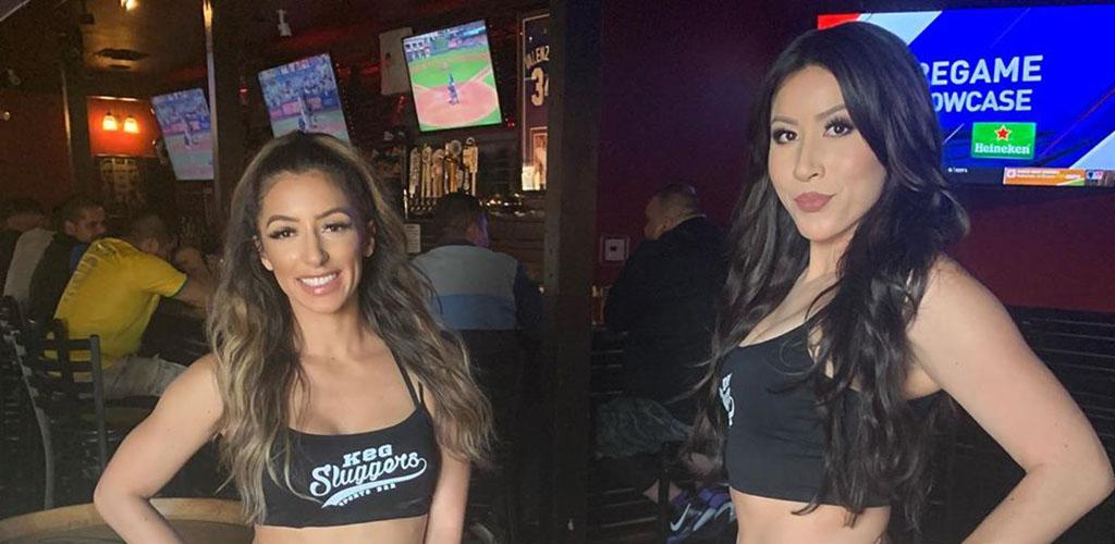 Fit cougars in Santa Ana at Keg Sluggers Sports Bar