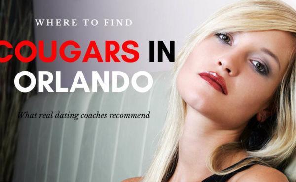 A hot Orlando cougar
