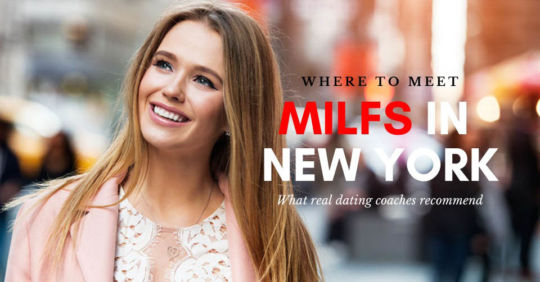 A blonde New York MILF exploring the city