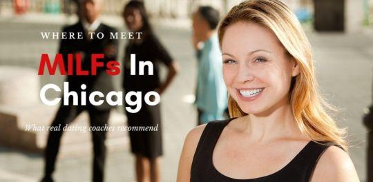 Meet a Sexy Hot Chicago MILF