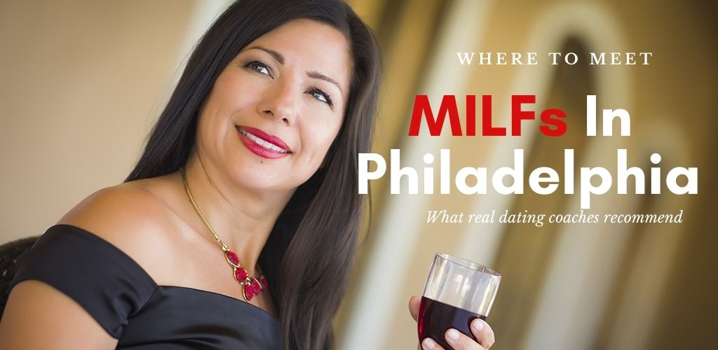 A Philadelphia MILF enjoying a glass of wine
