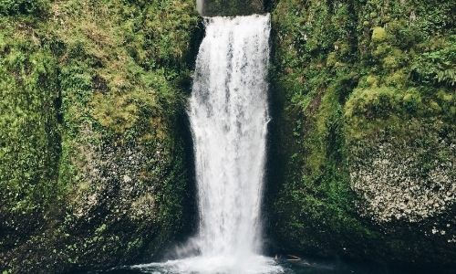 How to turn a girl on over text - waterfall in text