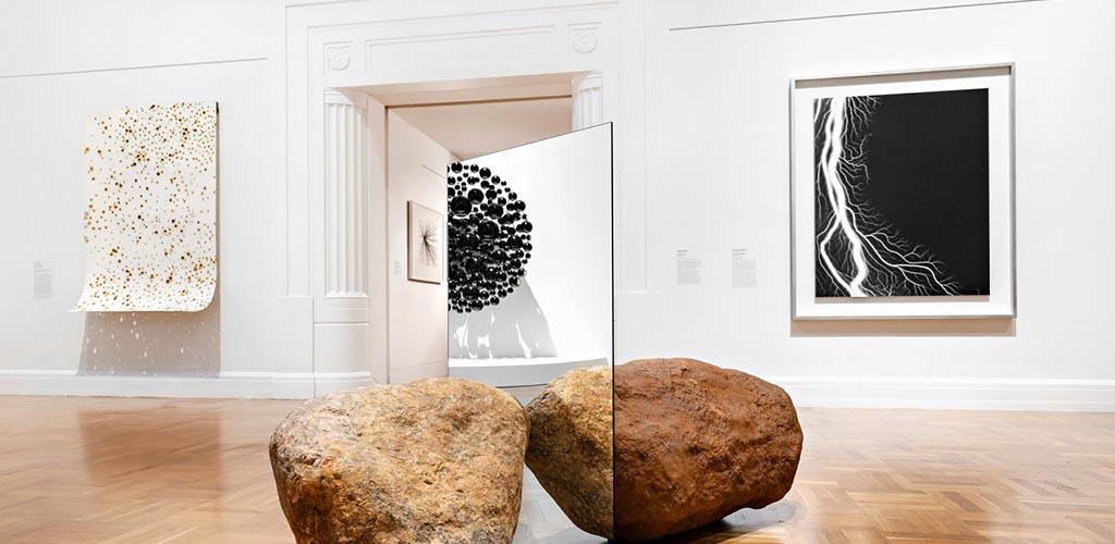 Inside the Art Gallery of South Australia