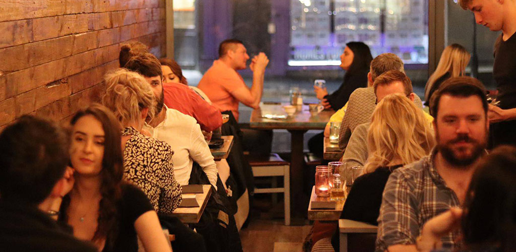 Dinner where you can meet Sheffield MILFs at Butcher and Catch