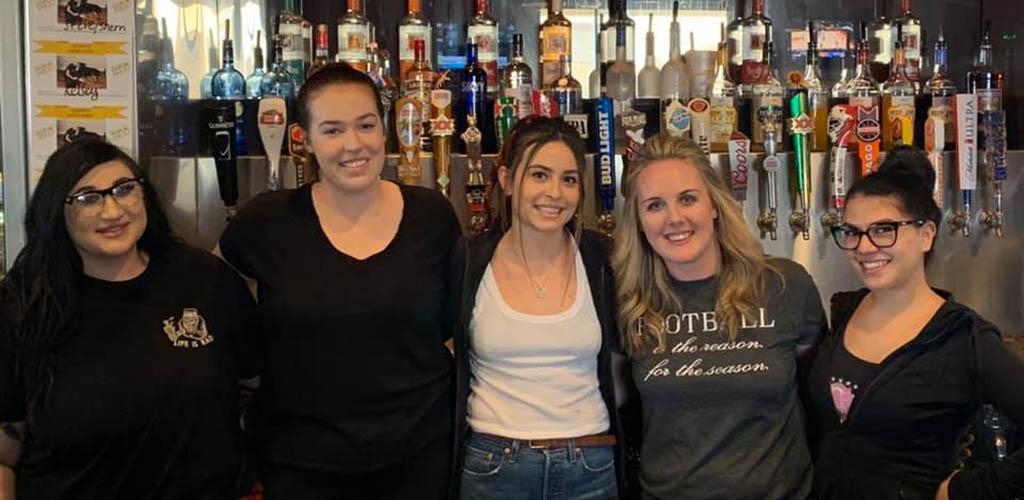Regulars at CK's Tavern & Grill