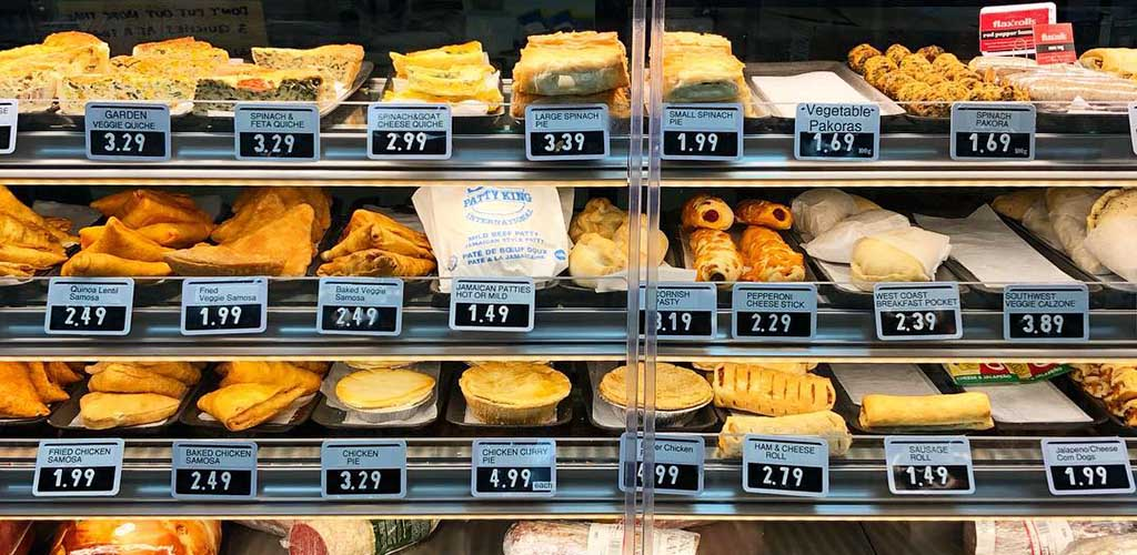 Pastries from Famous Foods