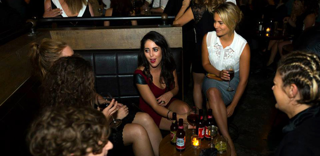 Wollongong MILFs on a night out at Howlin' Wolf