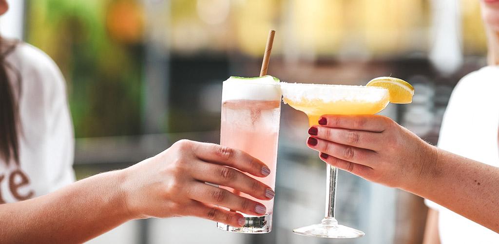 A toast at Story Bridge Hotel