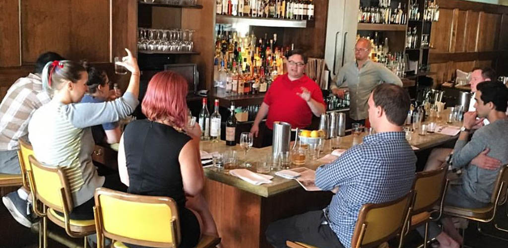 The Bouligny Tavern is a lively bar in New Orleans