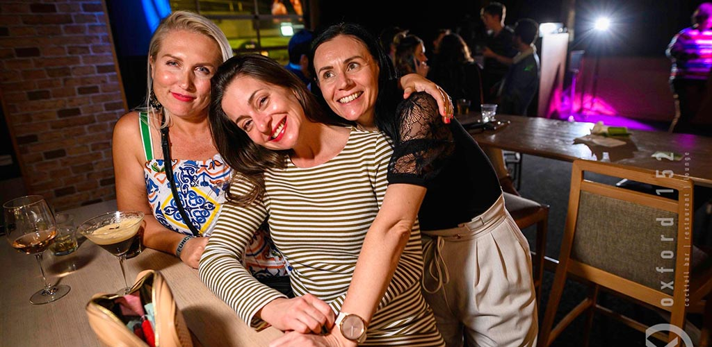 Brisbane MILFs on a night out at Oxford 152