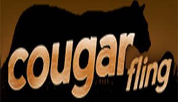 Cougar Fling logo