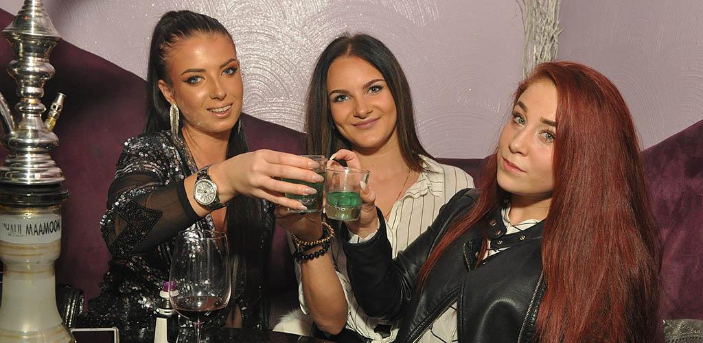 Virginia MILFs enjoying drinks at Central 111