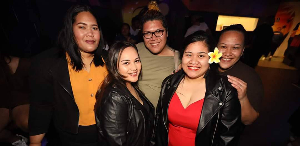 Sexy Manukau MILFs on a night out at Club Royalz