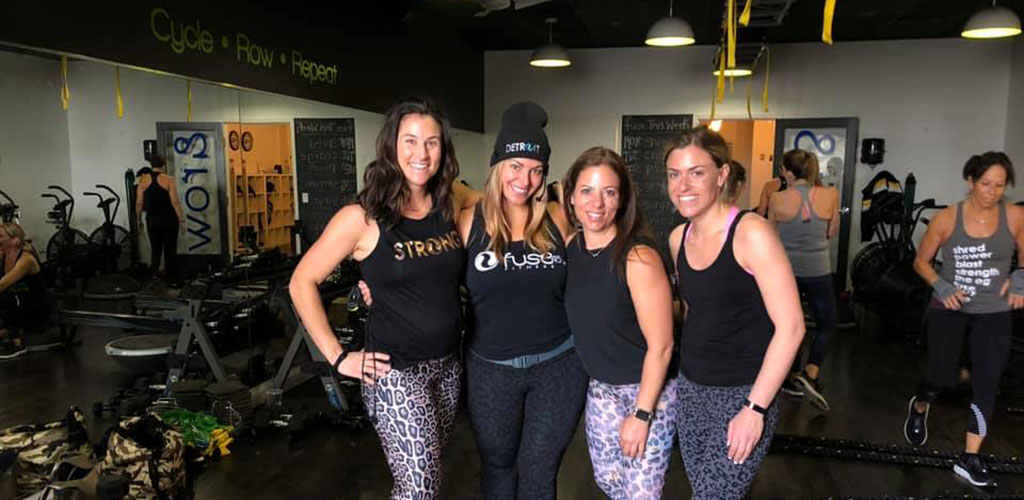 Fit Michigan MILFs at Fuse45