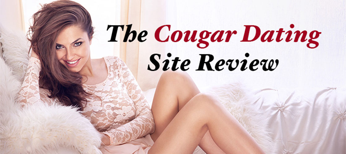 Dating website for cougars
