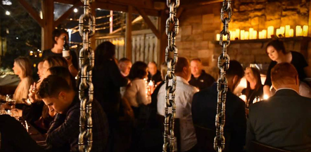 An evening at Wine Bar Rocky River