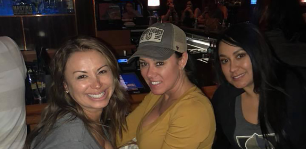 Cougars in Nevada on a night out at The Martini