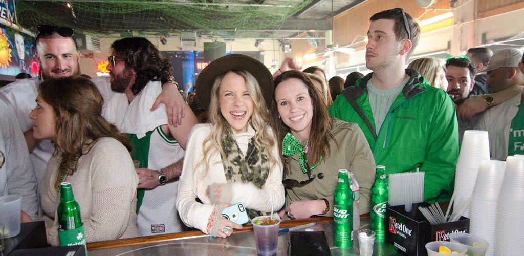 cougars in Rhode Island during an event at The Deck Restaurant