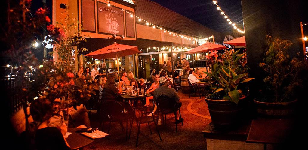 A night out at Molly Malone's Irish Pub