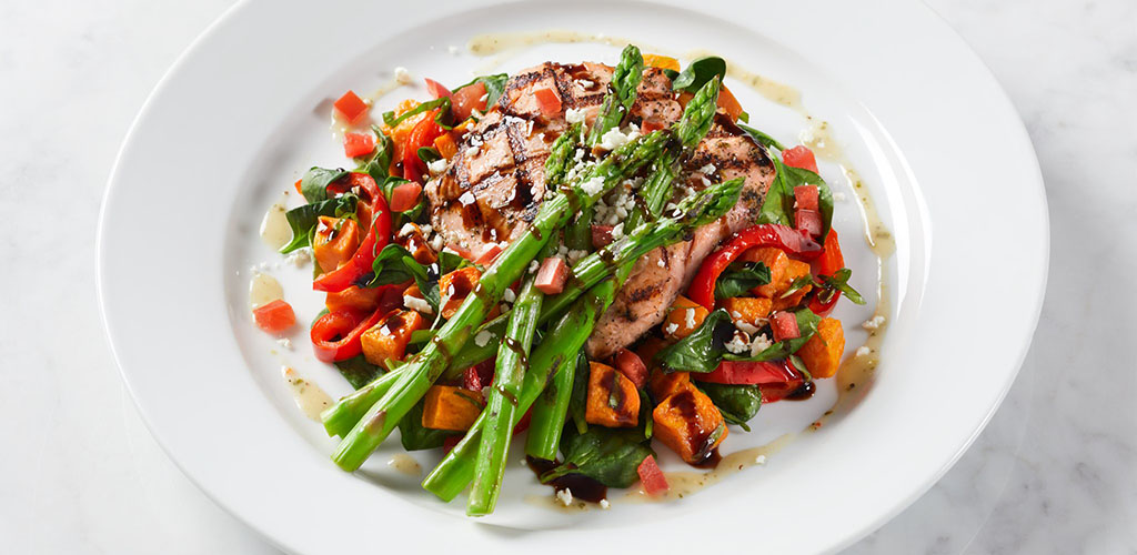 A delicious dish from Brio Tuscan Grille