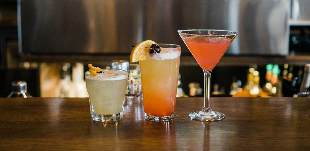 Three delicious cocktails from Wyoming's Rib and Chop House