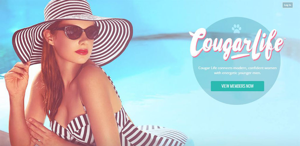 Cougar Life is the best dating app to meet women over 35