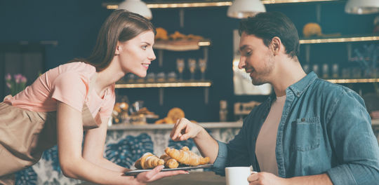 That waitress might just be friendly. But you'll never really know until you learn how to ask a waitress out properly.