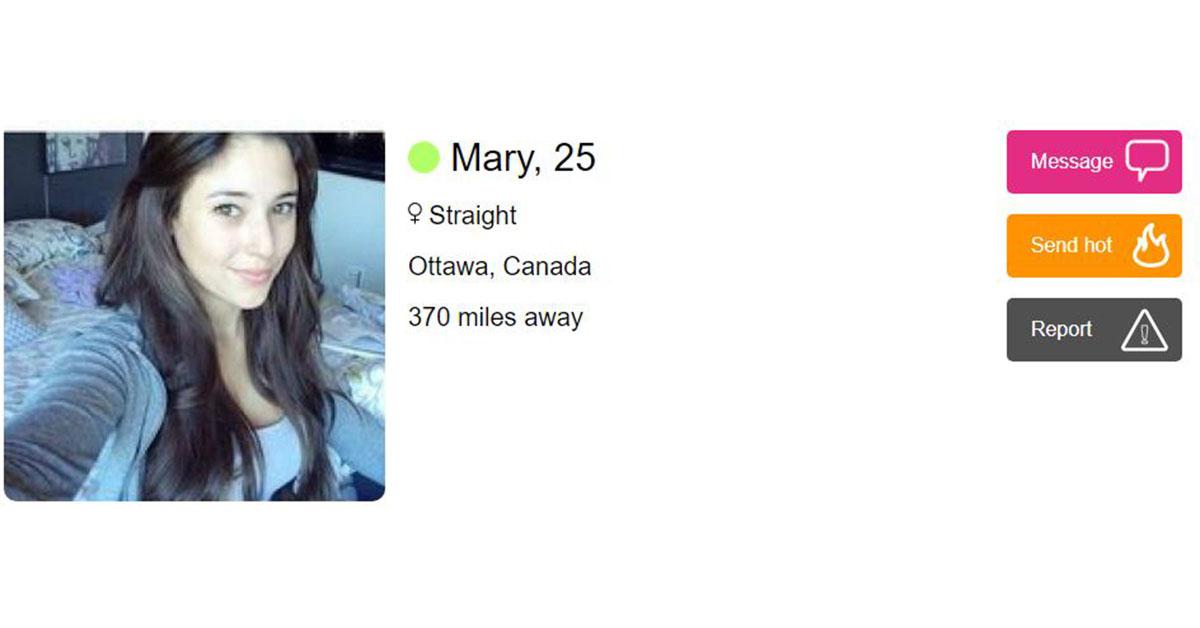 Saucy date member profile