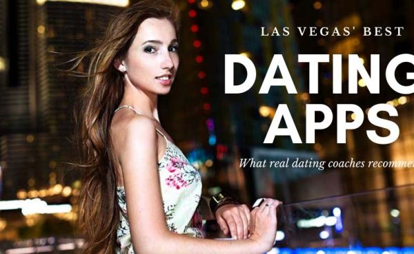 Waiting for someone she met on one of the best dating apps and sites in Las Vegas
