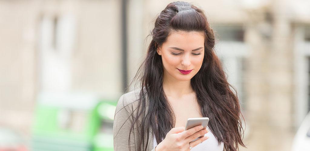 Mobile al-Dating-Seite
