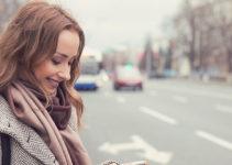 Washington DC woman dating on an app