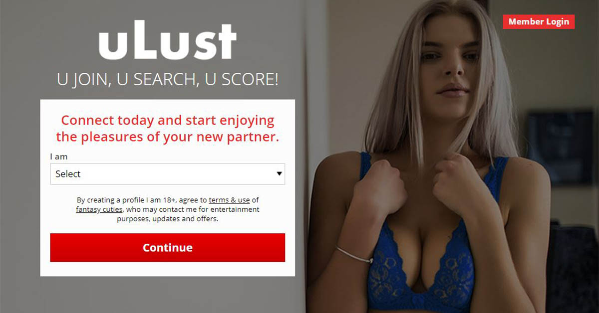 ulust.com review homepage