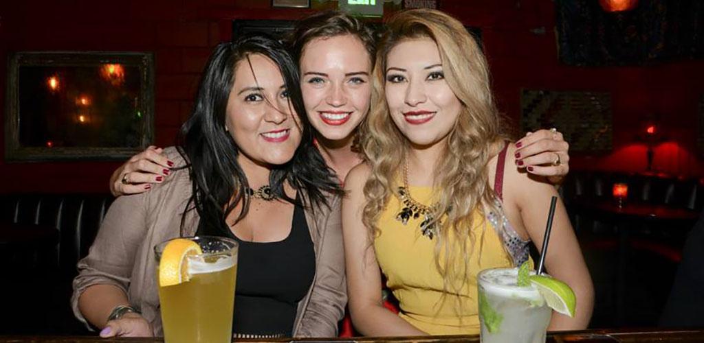 Beautiful mature women at 4100 Bar