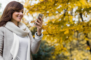 Charlotte North Carolina woman trying a dating app