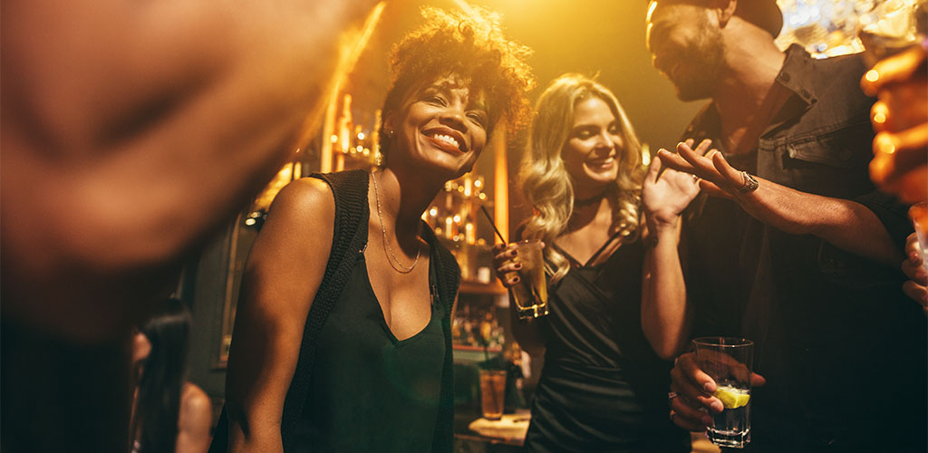 Two women in Montgomery Alabama looking for a hookup in a bar