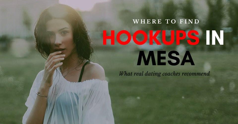 Waiting for Mesa hookups outdoors