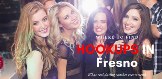 Beautiful women looking for Fresno hookups at a club