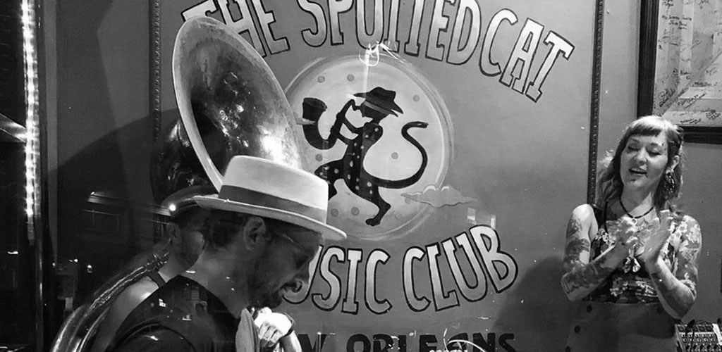 The Spotted Cat brings the good times and New Orleans hookups