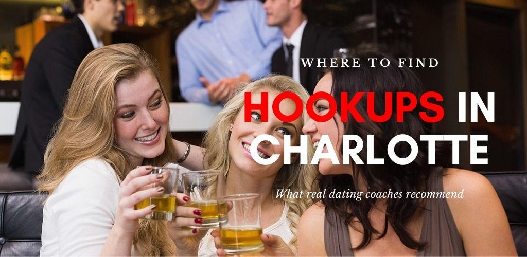 Single women looking for hookups in Charlotte