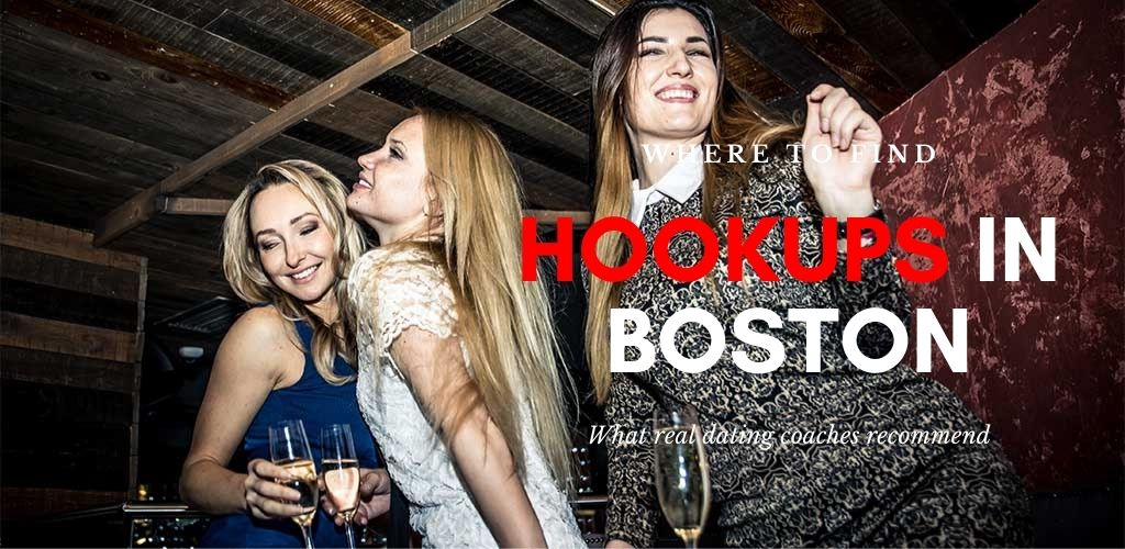 3 women looking for hookups in Boston