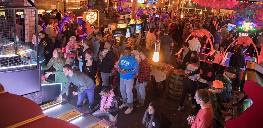 Boxcar Bar + Arcade is the best place to drink, play, and get laid in Raleigh