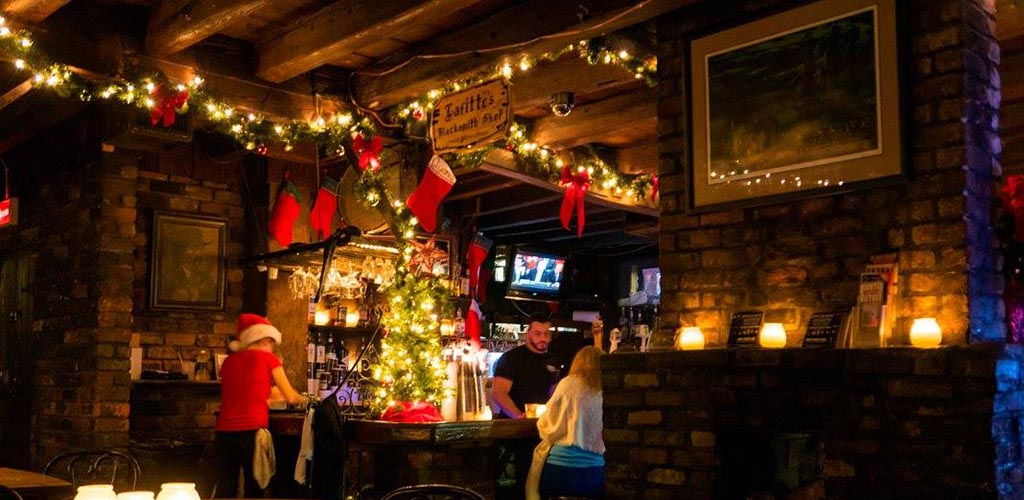 Lafitte's Blacksmith Shop is the best bar to get laid in New Orleans