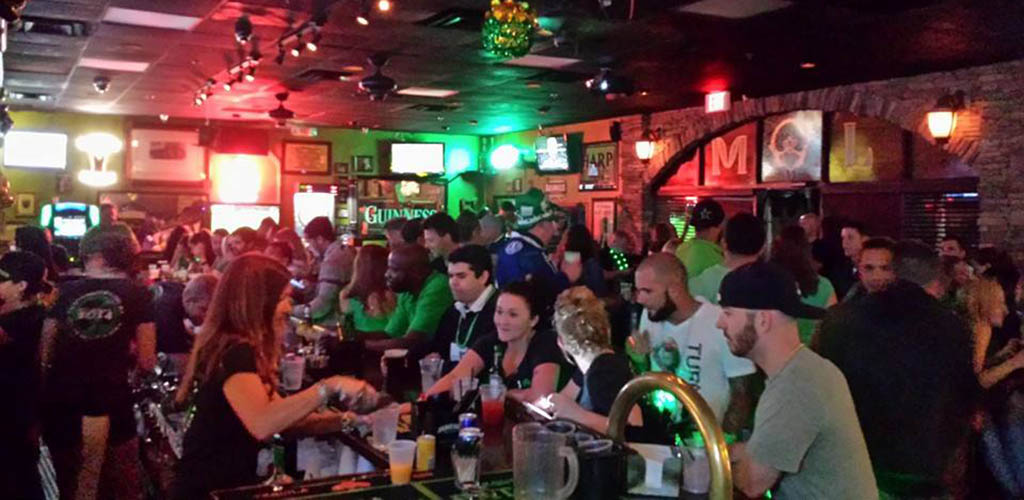 Maloney's Local Irish Pub is a low-key spot for drinks, televised sports and Tampa hookups